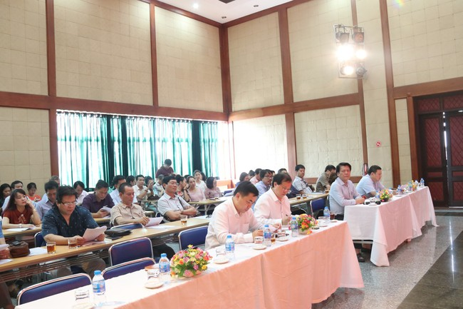Thứ trưởng Tạ Quang Đông: Các nhà hát cần xây dựng chương trình đặc trưng, tạo thành sản phẩm du lịch hấp dẫn - Ảnh 3.