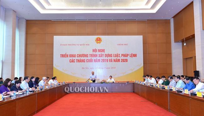 Dự kiến sẽ trình Quốc hội thông qua Luật Thư viện tại Kỳ họp thứ 8  - Ảnh 1.