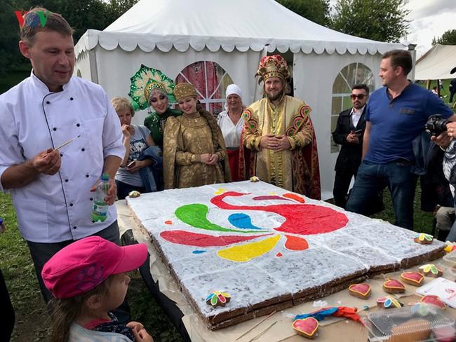 """Festival """"Cánh đồng Nga"""" - Nơi hội tụ nghệ thuật Slavơ - Ảnh 4."""