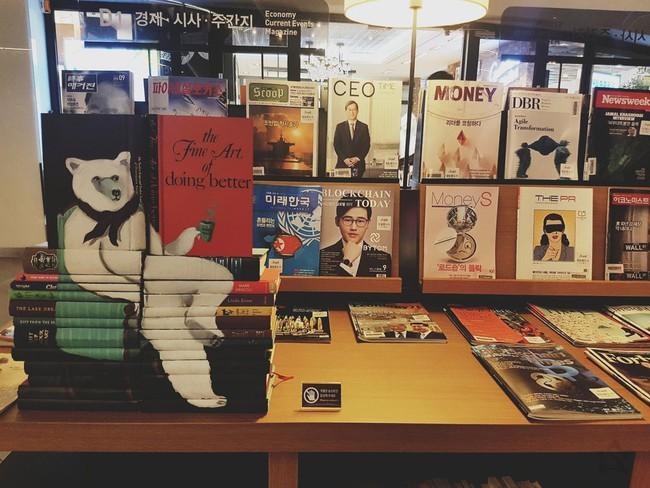 Chiêu hút khách du lịch đến thư viện ở Hàn Quốc - Ảnh 5.