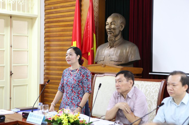 Hội thảo Khoa học Tác động của cách mạng công nghiệp lần thứ 4 vào lĩnh vực Thư viện - Ảnh 1.