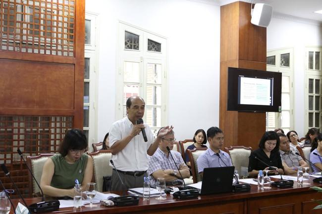 Hội thảo Khoa học Tác động của cách mạng công nghiệp lần thứ 4 vào lĩnh vực Thư viện - Ảnh 2.