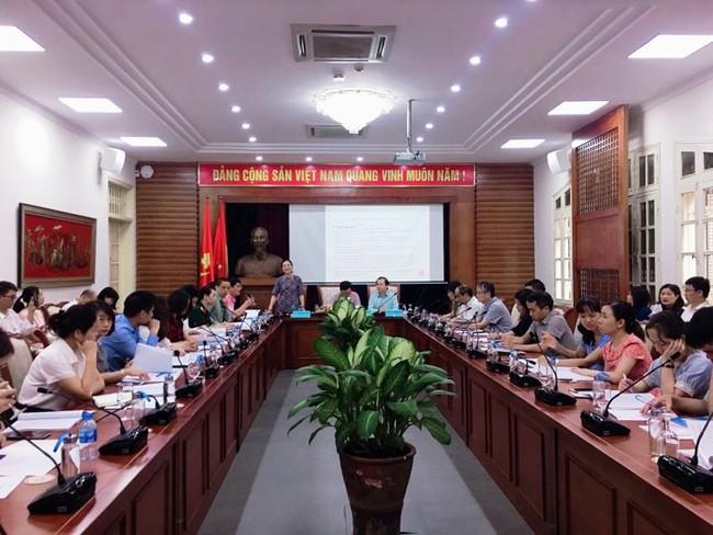 Hội thảo Khoa học Tác động của cách mạng công nghiệp lần thứ 4 vào lĩnh vực Thư viện - Ảnh 3.