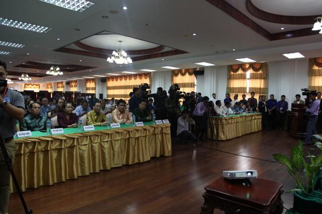Lào phát huy giá trị Di sản Cánh đồng Chum để phát triển du lịch - Ảnh 1.