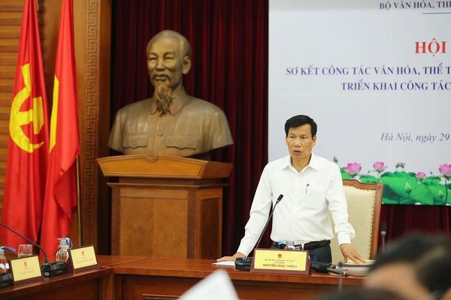 """Bộ trưởng Nguyễn Ngọc Thiện: """"Ngành Thể thao cần dốc toàn lực cho SEA Games 30"""" - Ảnh 1."""