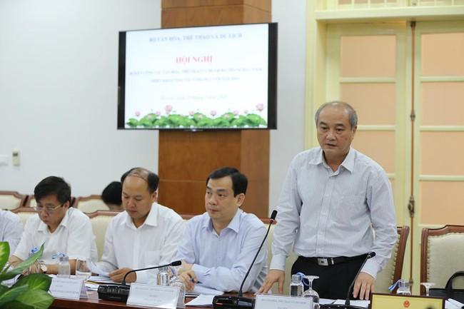 """Bộ trưởng Nguyễn Ngọc Thiện: """"Ngành Thể thao cần dốc toàn lực cho SEA Games 30"""" - Ảnh 2."""