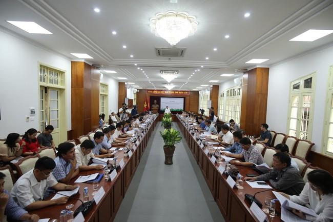 Bộ trưởng Nguyễn Ngọc Thiện: Ngành VHTTDL cần quyết liệt thực hiện nhiệm vụ những tháng cuối năm - Ảnh 2.