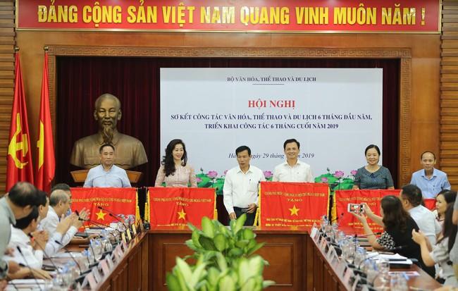 Bộ trưởng Nguyễn Ngọc Thiện: Ngành VHTTDL cần quyết liệt thực hiện nhiệm vụ những tháng cuối năm - Ảnh 3.