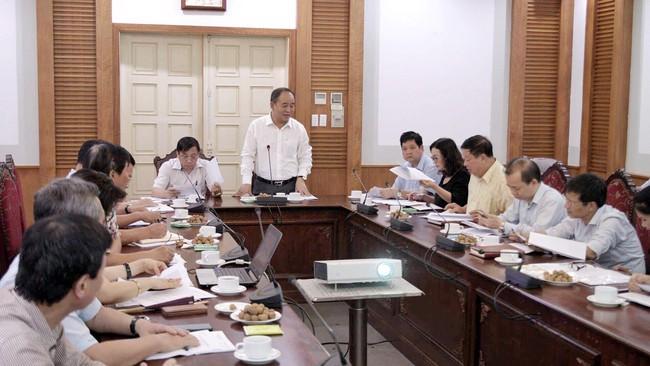 Hội nghị Ban Chấp hành Đảng bộ Bộ VHTTDL lần thứ 17 - Ảnh 2.
