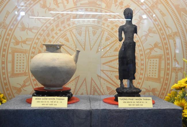 Cần Thơ: Đề nghị xếp hạng di tích quốc gia đặc biệt đối với Di tích Địa điểm khảo cổ Nhơn Thành - Ảnh 1.
