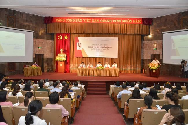 Di chúc Hồ Chí Minh - văn kiện lịch sử vô giá, di sản văn hóa, quốc bảo của Đảng, nhân dân và dân tộc - Ảnh 2.