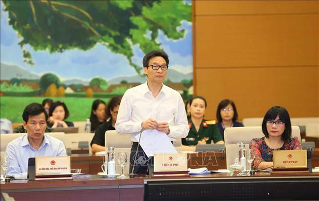 Ủy ban Thường vụ Quốc hội thống nhất chủ trương không xếp hạng thư viện - Ảnh 3.