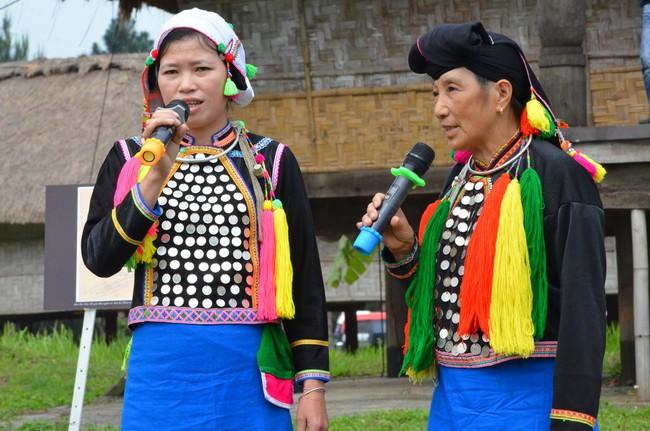 Bảo tồn trang phục truyền thống các dân tộc thiểu số tỉnh Phú Yên - Ảnh 1.