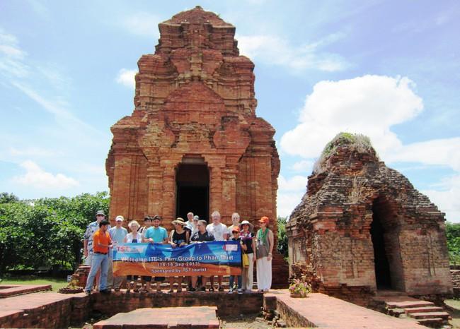 Bình Thuận: Triển khai công tác phục vụ du lịch dịp Quốc khánh - Ảnh 1.