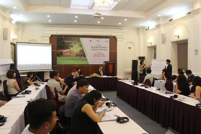 Những rủi ro của ngành du lịch Việt Nam trước vấn nạn buôn bán động vật hoang dã - Ảnh 1.