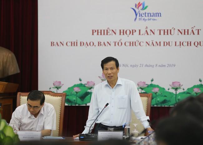 """Bộ trưởng Nguyễn Ngọc Thiện: """"Ninh Bình cần tận dụng cơ hội là địa phương đăng cai tổ chức Năm Du lịch Quốc gia 2020 để tạo ra bứt phá"""" - Ảnh 2."""