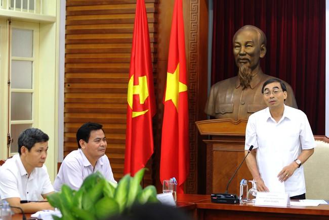 """Bộ trưởng Nguyễn Ngọc Thiện: """"Ninh Bình cần tận dụng cơ hội là địa phương đăng cai tổ chức Năm Du lịch Quốc gia 2020 để tạo ra bứt phá"""" - Ảnh 3."""