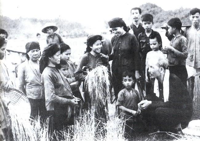 Tư tưởng vì nước, vì dân trong Di chúc Hồ Chí Minh - Ảnh 1.