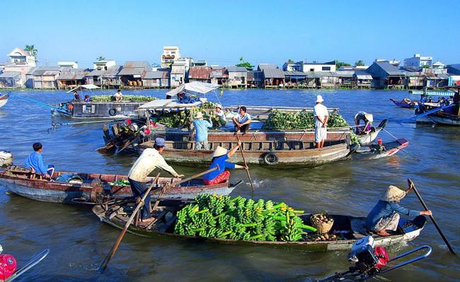 Cần Thơ vào danh sách 15 thành phố kênh đào đẹp nhất thế giới - Ảnh 1.