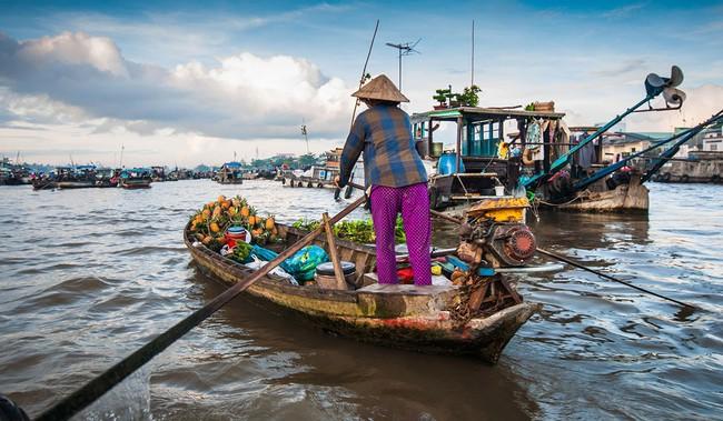 Cần Thơ vào danh sách 15 thành phố kênh đào đẹp nhất thế giới - Ảnh 2.
