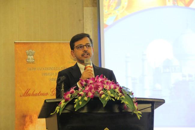 """Chương trình xúc tiến du lịch với chủ đề """"Một Ấn Độ diệu kỳ"""" tại Việt Nam  - Ảnh 1."""