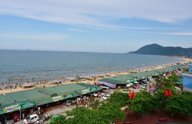Hà Tĩnh: Doanh thu du lịch 8 tháng tăng hơn 8,5% so với cùng kỳ  - Ảnh 1.