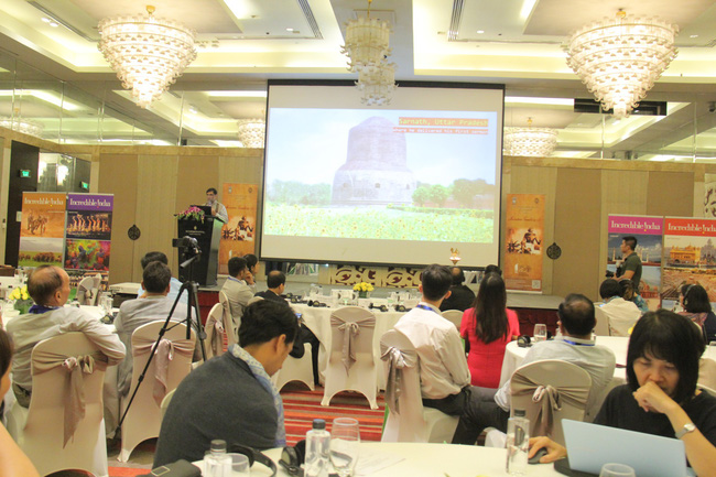 """Chương trình xúc tiến du lịch với chủ đề """"Một Ấn Độ diệu kỳ"""" tại Việt Nam  - Ảnh 5."""