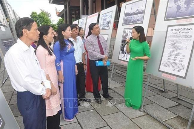 Giới thiệu gần 2000 tư liệu, hiện vật về cuộc đời và sự nghiệp cách mạng của Chủ tịch Hồ Chí Minh tại Thanh Hóa - Ảnh 1.