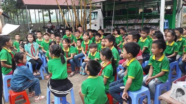 Thư viện tỉnh Lạng Sơn với việc phục vụ cộng đồng bằng xe ô tô Thư viện lưu động - Ảnh 3.