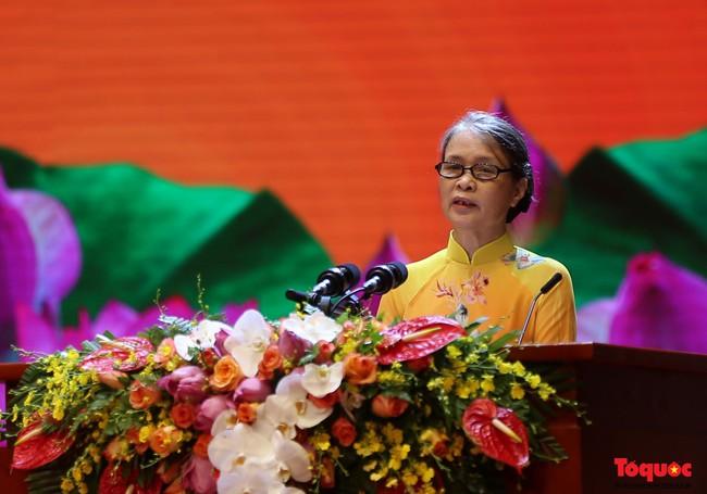 Lễ kỷ niệm cấp Quốc gia 50 năm thực hiện Di chúc của Chủ tịch Hồ Chí Minh và 50 năm Ngày mất của Người - Ảnh 7.