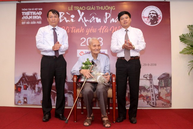 Đề cử các hạng mục Giải thưởng Bùi Xuân Phái - Vì tình yêu Hà Nội - Ảnh 2.