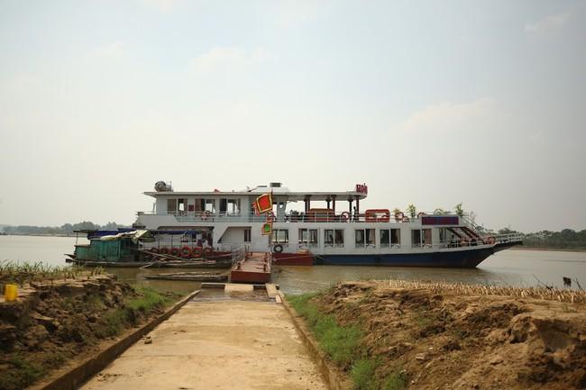 Trải nghiệm thú vị trong hành trình khám phá dòng sông Mã - Ảnh 1.