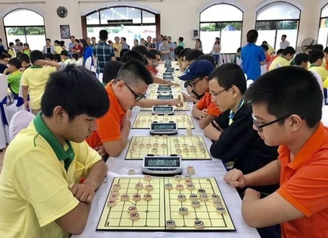 Tổ chức giải vô địch cờ tướng tỉnh Bình Dương 2019 - Ảnh 1.