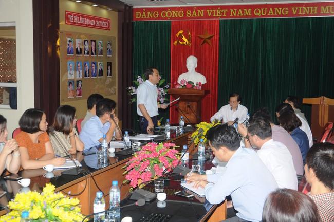 Thứ trưởng Tạ Quang Đông thăm và làm việc tại Trường Cao đẳng Văn hóa nghệ thuật Việt Bắc - Ảnh 1.