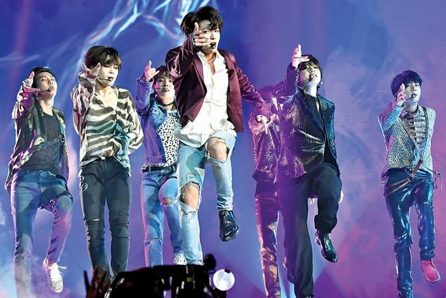 HÀN QUỐC: Sức mạnh của kpop để quảng bá hình ảnh quốc gia - Ảnh 1.