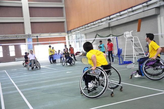 Giải Vô địch môn Bóng bàn, Cầu lông, Cử tạ, Cờ vua, Boccia người khuyết tật toàn quốc năm 2019 - Ảnh 1.
