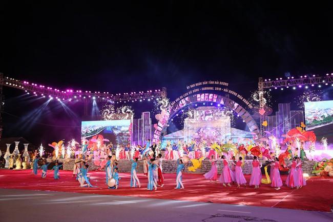 Lễ hội Carnaval Thành Đông – Sức sống mới - Ảnh 1.