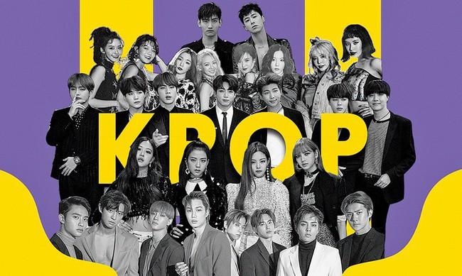 HÀN QUỐC: Sức mạnh của kpop để quảng bá hình ảnh quốc gia - Ảnh 2.