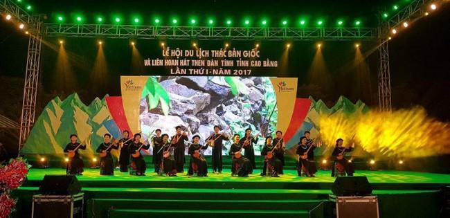 Nhiều hoạt động văn hóa, thể thao và du lịch kỷ niệm 520 năm thành lập tỉnh Cao Bằng - Ảnh 1.