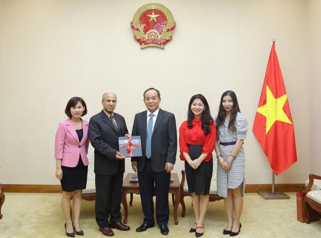 Thứ trưởng Lê Khánh Hải tiếp Đại sứ Vương quốc Ả Rập Xê Út tại Việt Nam Saud F.M.Al Suwelim - Ảnh 4.
