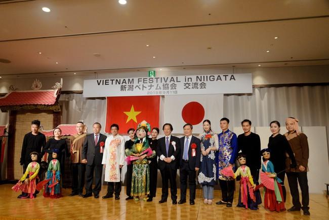 Lễ hội Việt Nam tại Niigata 2019 - Ảnh 3.
