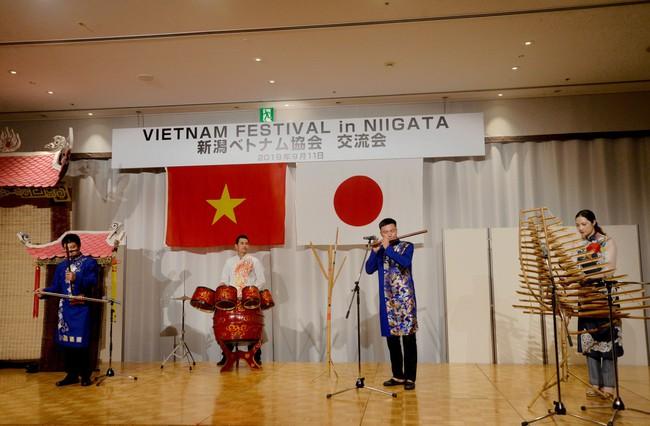 Lễ hội Việt Nam tại Niigata 2019 - Ảnh 7.