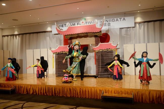 Lễ hội Việt Nam tại Niigata 2019 - Ảnh 8.