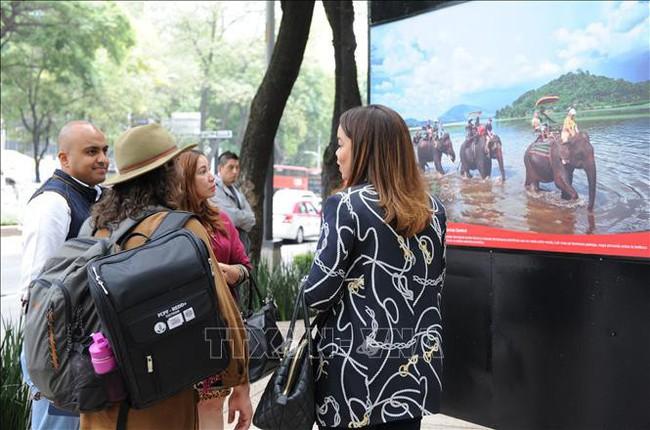 Giới thiệu vẻ đẹp tuyệt vời về đất nước và con người Việt Nam tại Mexico - Ảnh 1.