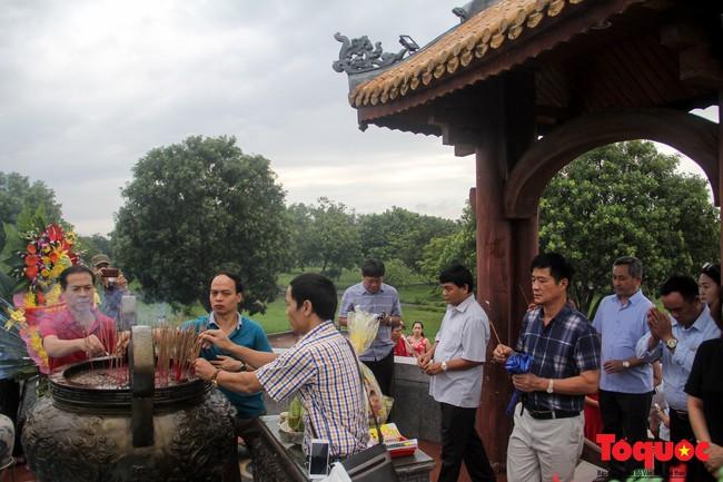 Đảng ủy Bộ VHTTDL dâng hương tại Thành Cổ Quảng Trị và Nhà lưu niệm cố Tổng Bí thư Lê Duẩn - Ảnh 6.