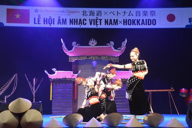 Khai mạc Lễ hội Việt Nam tại Sapporo năm 2019 lần thứ nhất - Ảnh 10.