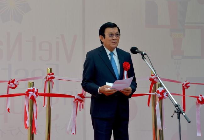 Khai mạc Lễ hội Việt Nam tại Sapporo năm 2019 lần thứ nhất - Ảnh 2.