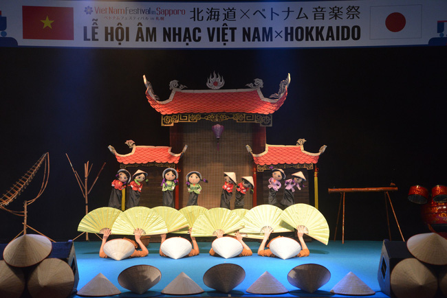 Khai mạc Lễ hội Việt Nam tại Sapporo năm 2019 lần thứ nhất - Ảnh 8.