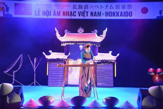 Khai mạc Lễ hội Việt Nam tại Sapporo năm 2019 lần thứ nhất - Ảnh 9.