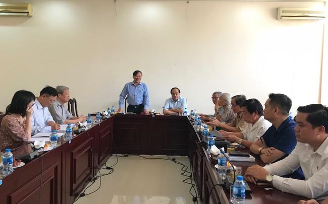 Tổ chức hội thảo quốc gia đánh giá thời đại Hùng Vương trong tiến trình lịch sử Việt Nam - Ảnh 1.